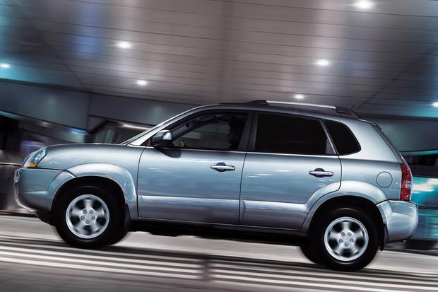 Hyundai-Tucson (Foto: Divulgação)