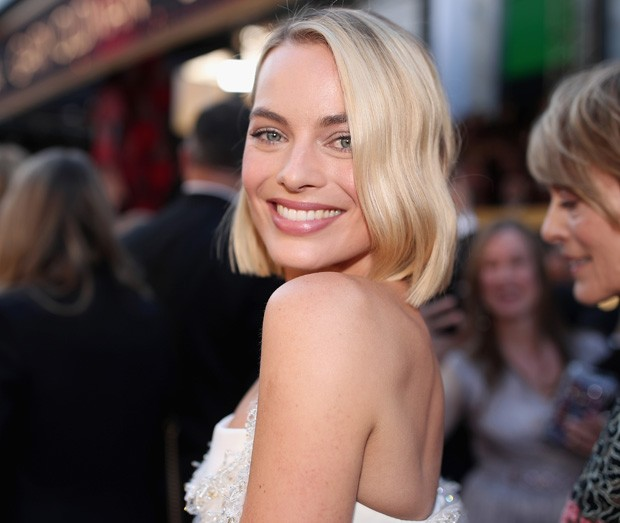 Margot Robbie no Oscar (Foto: Getty Images)