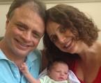 Isaac, Letícia e Teresa   Arquivo pessoal