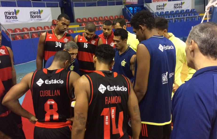 Argentinos dão troco, e Flamengo fica com o vice em torneio amistoso no Peru