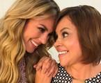 Paolla Oliveira e a mãe, Daniele Oliveira | Reprodução