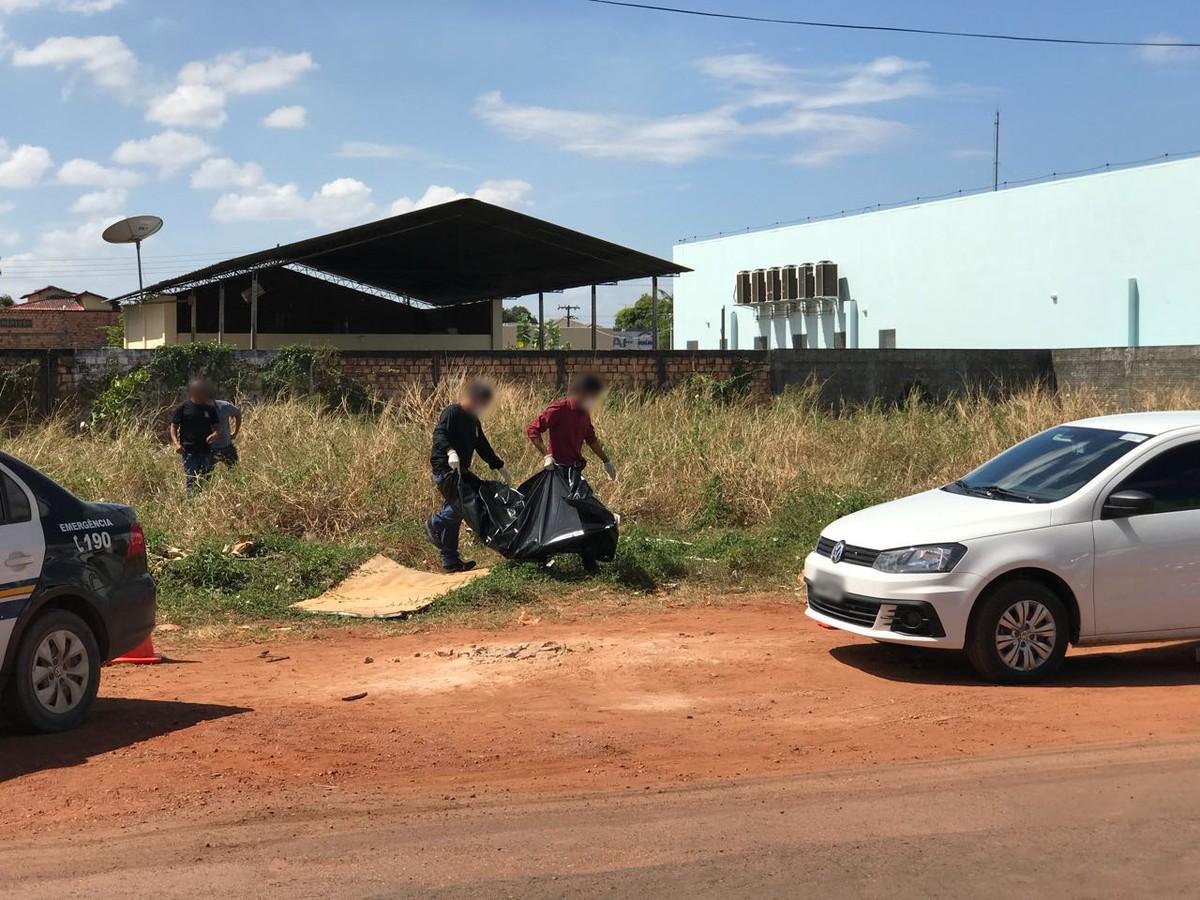 Corpo de homem é encontrado em terreno baldio na zona Oeste de Boa Vista
