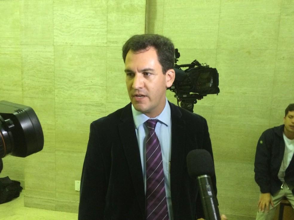 Advogado Ariel de Castro Alves, membro do Conselho Estadual de Direitos Humanos — Foto: Roney Domingos/G1