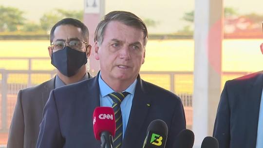 AGU não apresenta exame de Bolsonaro para diagnosticar covid-19