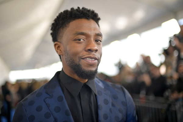 O ator Chadwick Boseman  (Foto: Getty Images)