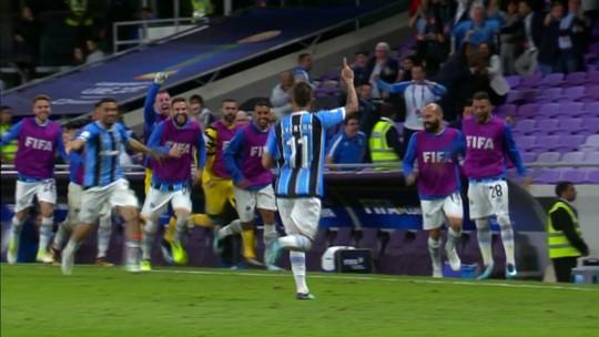 """Um ano depois, Everton relembra gol no Mundial: """"Me orgulha muito"""""""