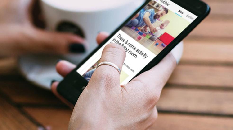 Câmeras Wi-Fi enviam imagens em tempo real para o celular — Foto: Divulgação/Motorola