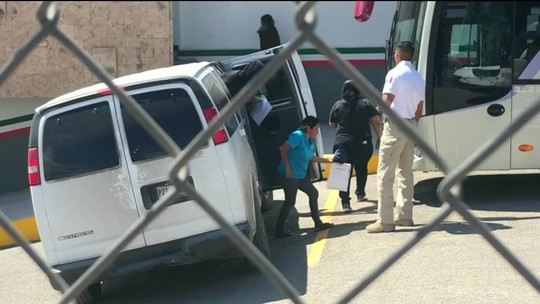 México começa a deportar imigrantes centro-americanos