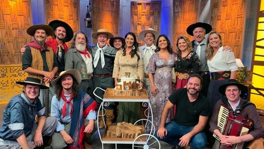 'Galpão Crioulo' exibe programa especial de aniversário com atrações escolhidas pelo público