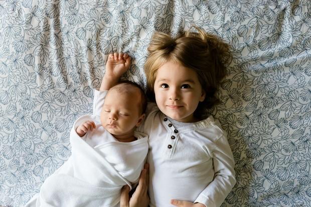Irmãos fazem bem um ao outro, mesmo que não pareça (Foto: Creative Commons)
