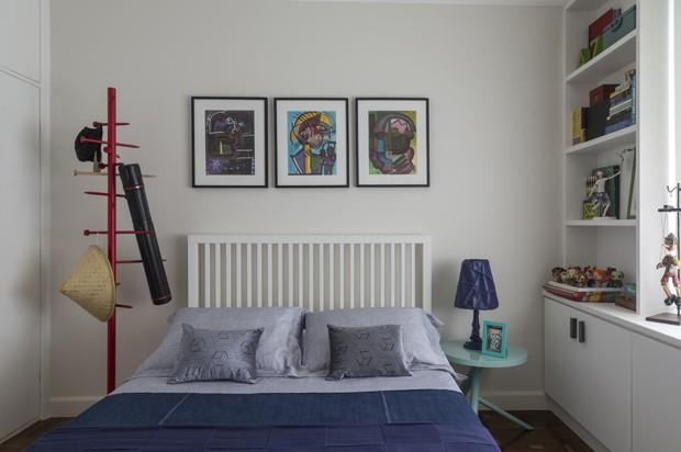 Apartamento de 180 m² tem boas ideias de decoração (Foto: Manu Oristanio )