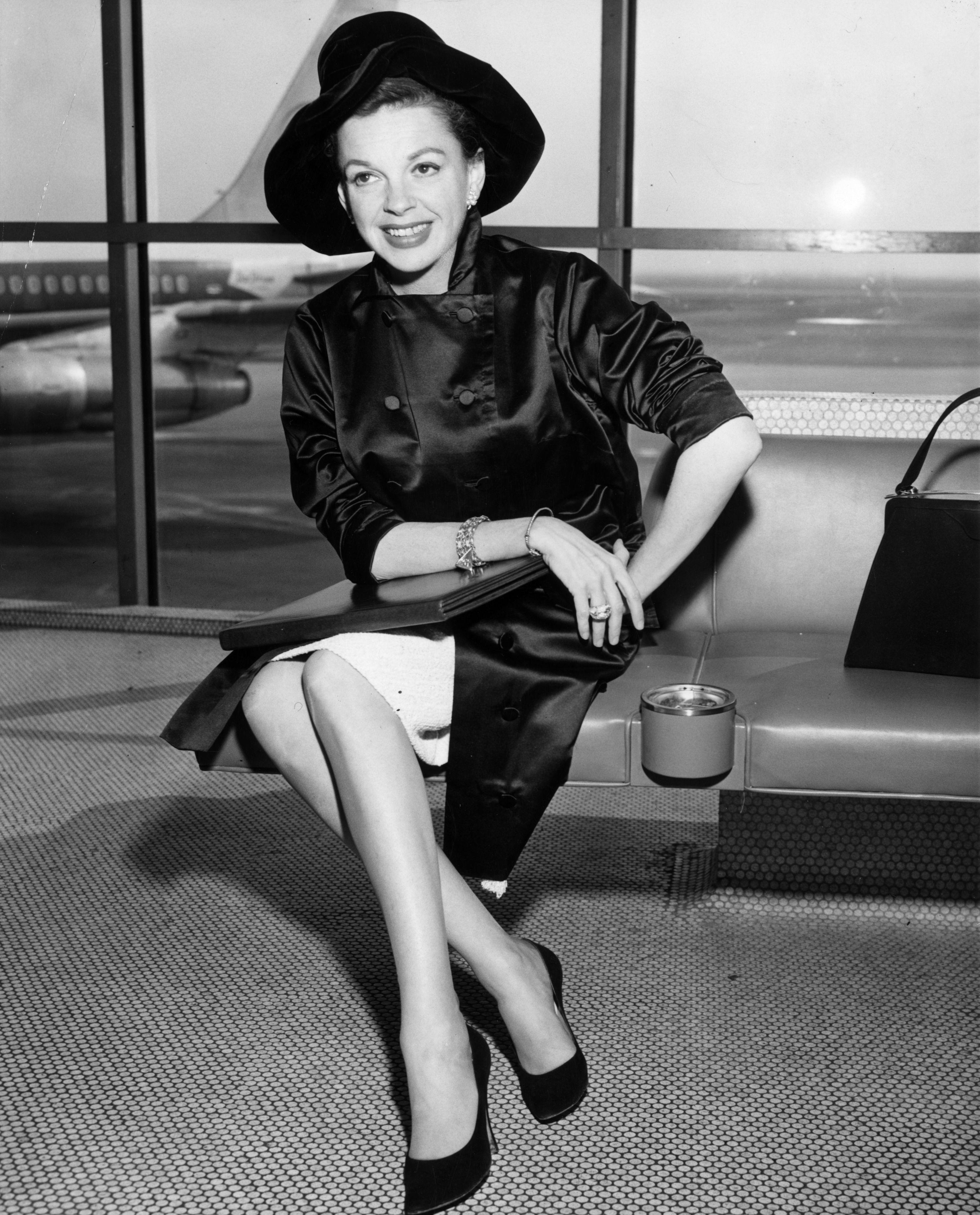 """Judy Garland interpretou Dorothy em """"O Mágico de Oz"""" (Foto: Getty Images)"""