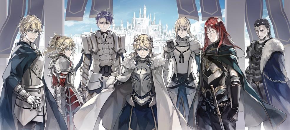 Fate/Grand Order e mais: entenda como funcionam os jogos