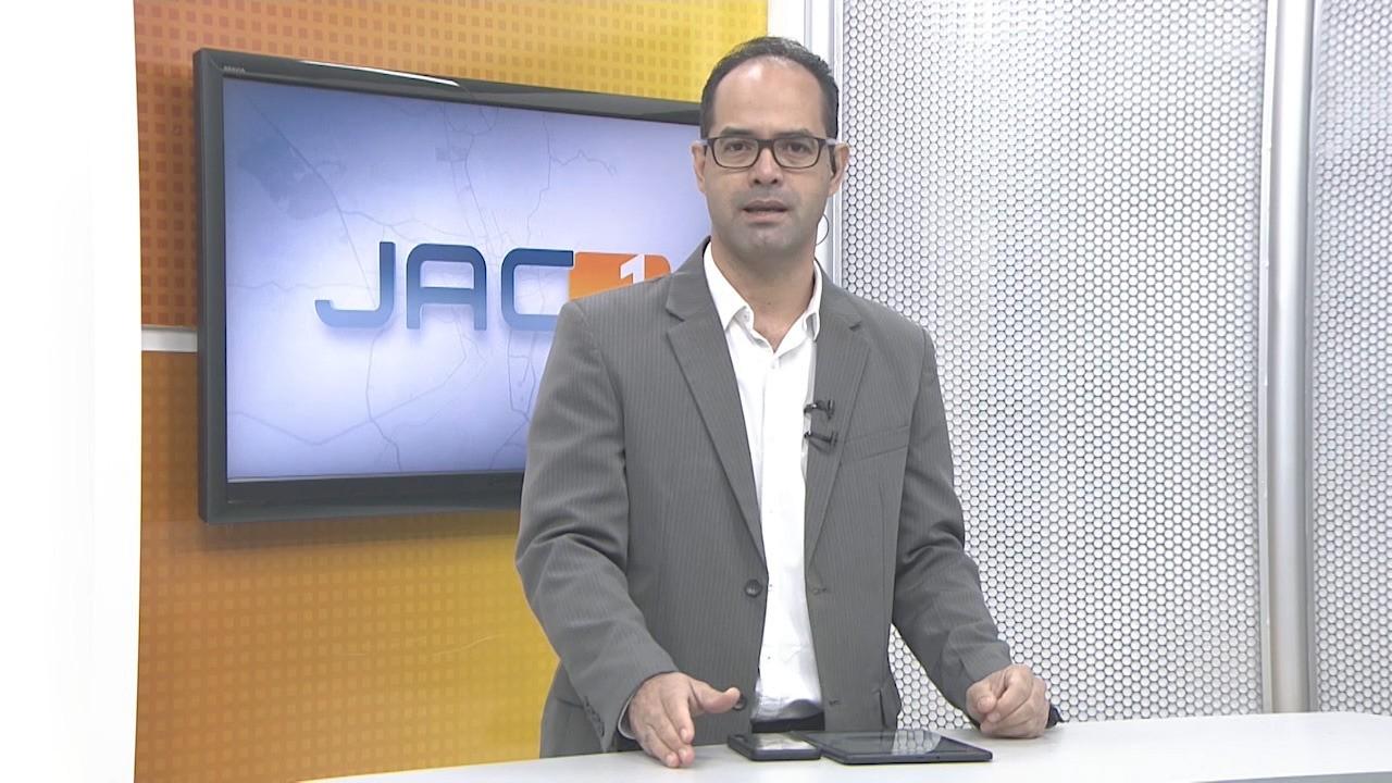 Veja a íntegra do JAC 1 desta quinta-feira, 8 de outubro