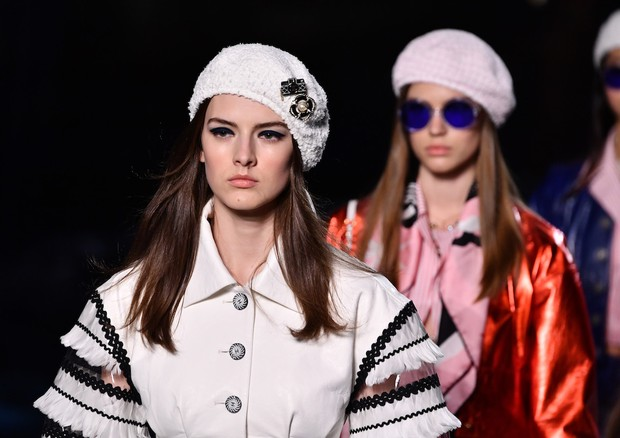 Chanel - Cruise 2019 (Foto: Getty Images)