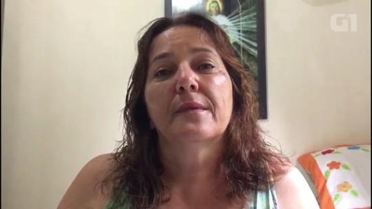 'Eu senti a morte', diz mulher que caiu em buraco de mais de 15 metros no Paraná