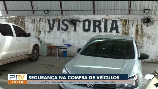Cerca de cinco veículos clonados são apreendidos a cada mês no Piauí, diz Polinter