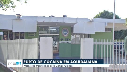 Presos são transferidos para Campo Grande