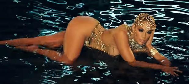Jennifer Lopez (Foto: Reprodução/ Youtube)