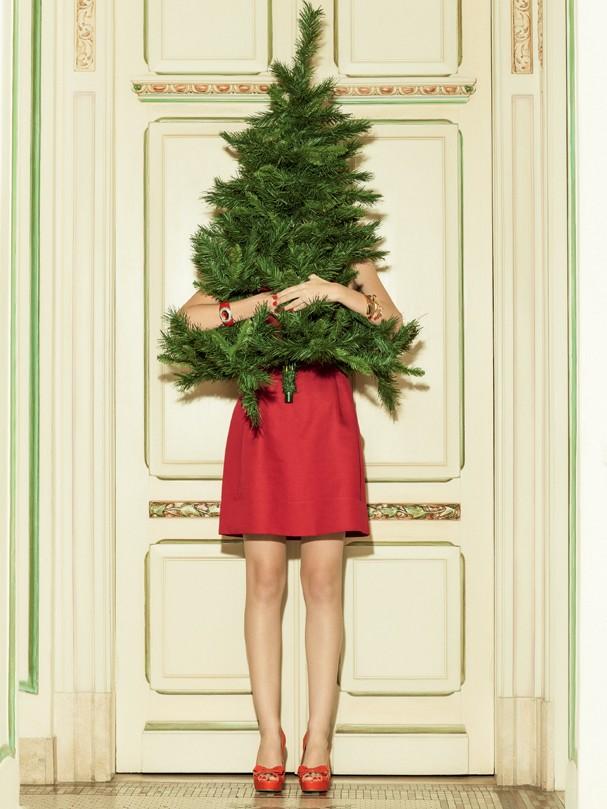 Frases que todo mundo já ouviu no Natal (Foto: Rodrigo Marques/Arquivo Glamour)