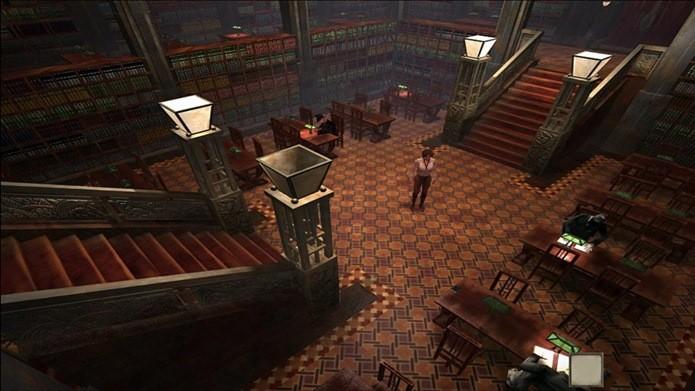 Syberia é um jogo de investigação com quebra-cabeças (Foto: Divulgação)