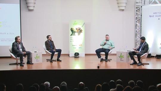 SC que Dá Certo reúne histórias de cervejaria, cooperativa e empresa de equipamentos