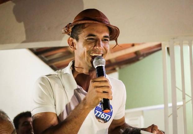 Allyson Bezerra (Solidariedade), eleito deputado estadual pelo Rio Grande do Norte, quer unir crescimento econômico e sustentabilidade nos próximos anos (Foto: Facebook)