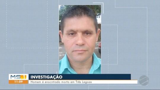 Polícia de Três Lagoas investiga morte de homem em racho da cidade