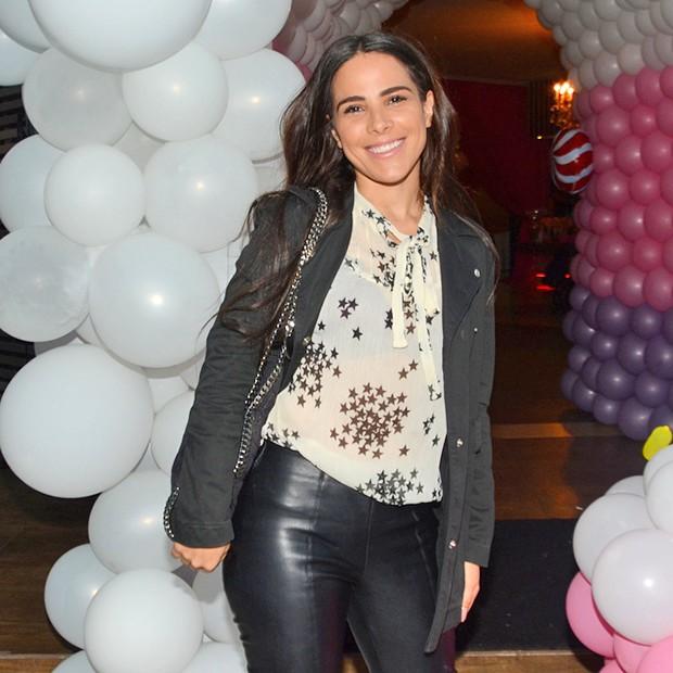 Wanessa Camargo (Foto: Eduardo Martins / Agnews)