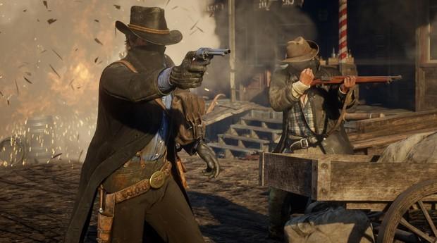 Red Dead Redemption 2, jogo mais aguardado de 2018 (Foto: Divulgação)