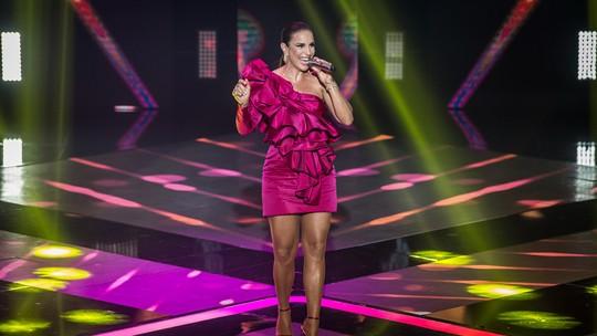 Ivete Sangalo se apresenta no 'The Voice' e canta 'Mainha Gosta Assim'
