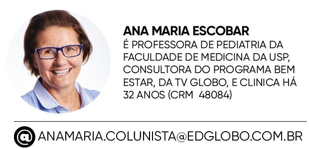 Dra. Ana Maria Escobar (Foto: Guto Seixas / Editora Globo)