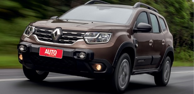 Novo Renault Duster (Foto: Leo Sposito/Autoesporte)
