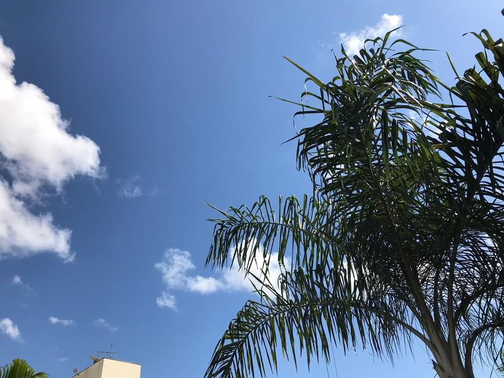 Veja a previsão do tempo em Rondônia — Foto: Ana Kézia Gomes/G1