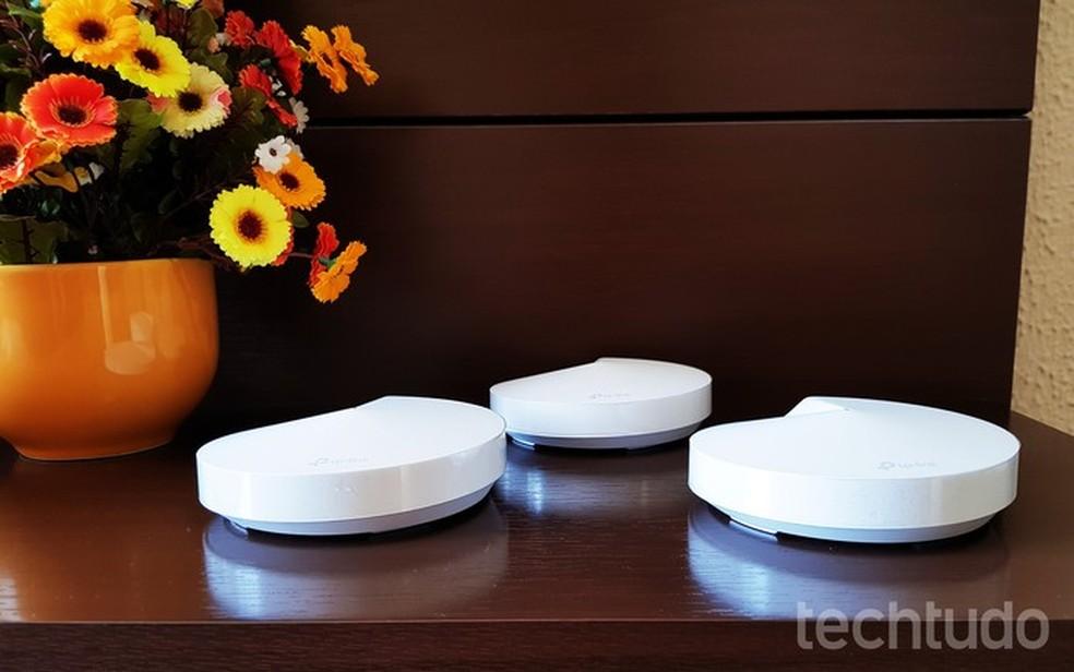 Wi-Fi têm seus trunfos: área de cobertura maior e custos menores  (Foto: Nicolly Vimercate/TechTudo)
