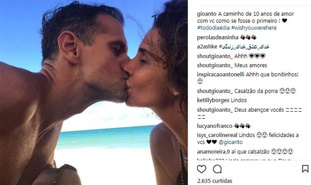 Giovanna Antonelli (Foto: Reprodução/Instagram)