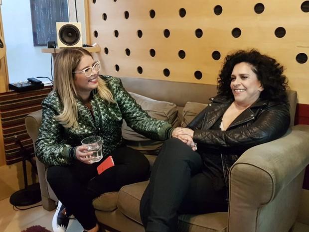 Marília Mendonça e Gal Costa (Foto: Divulgação)