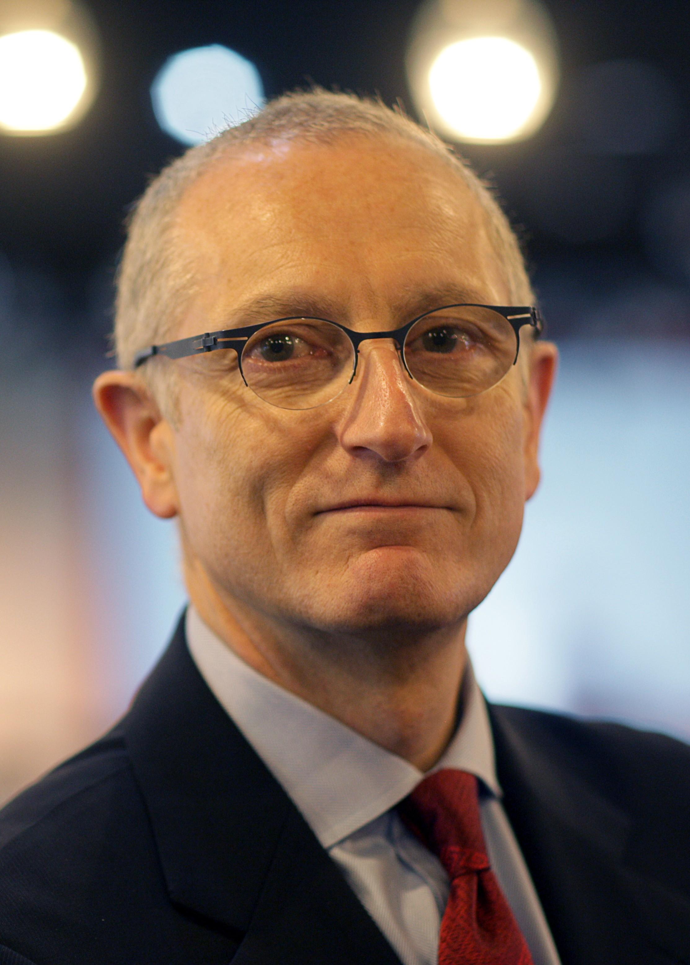 Laurent Philonenko, VP de inovação da Avaya (Foto: Divulgação/Avaya)