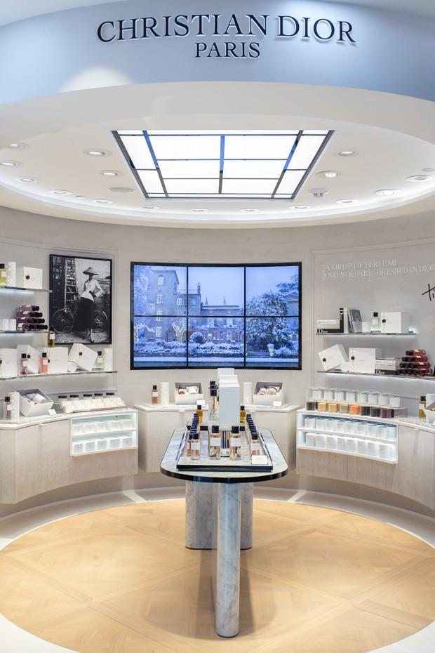 Dior inaugura boutique no Aeroporto de Guarulhos (Foto: Divulgação)