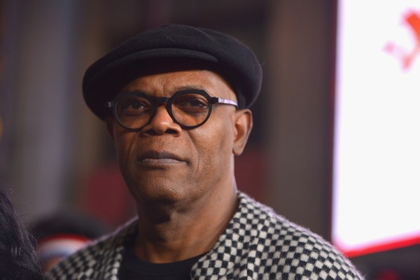 O ator Samuel L. Jackson (Foto: Getty Images)