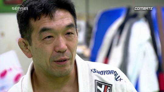 Conheça o japonês que enfrentou um Gracie, cego de um olho