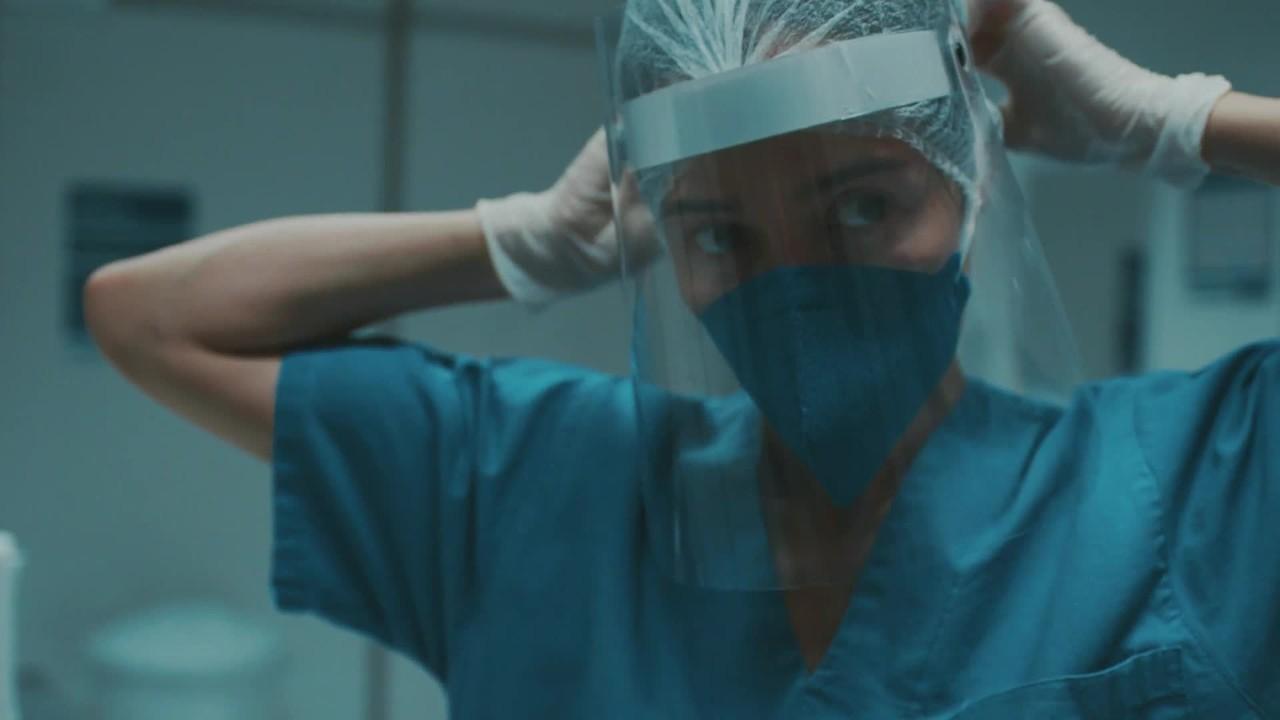 'Sob Pressão' homenageia profissionais que atuam no combate ao novo coronavírus