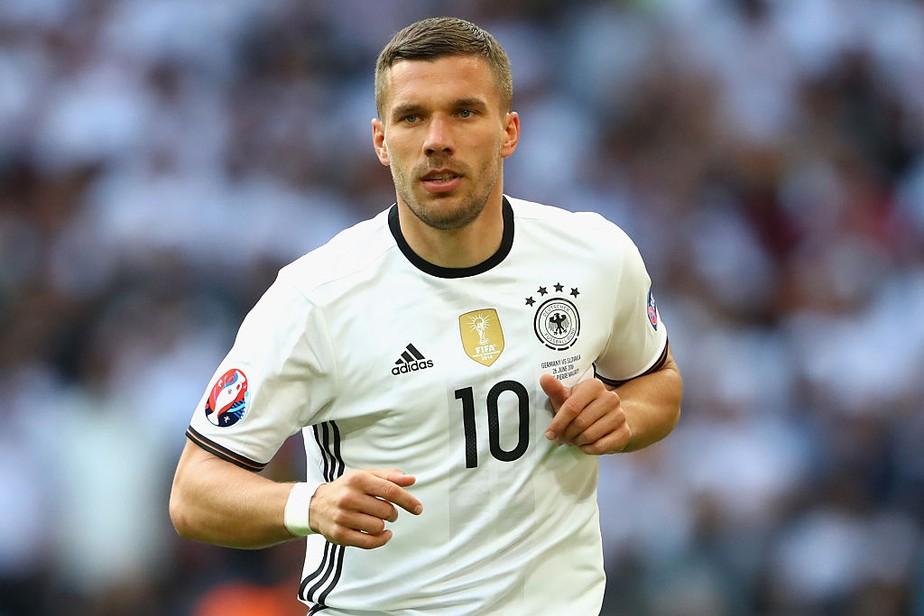 eb4d16b51b85f Podolski é convocado e terá jogo de despedida com a seleção alemã ...