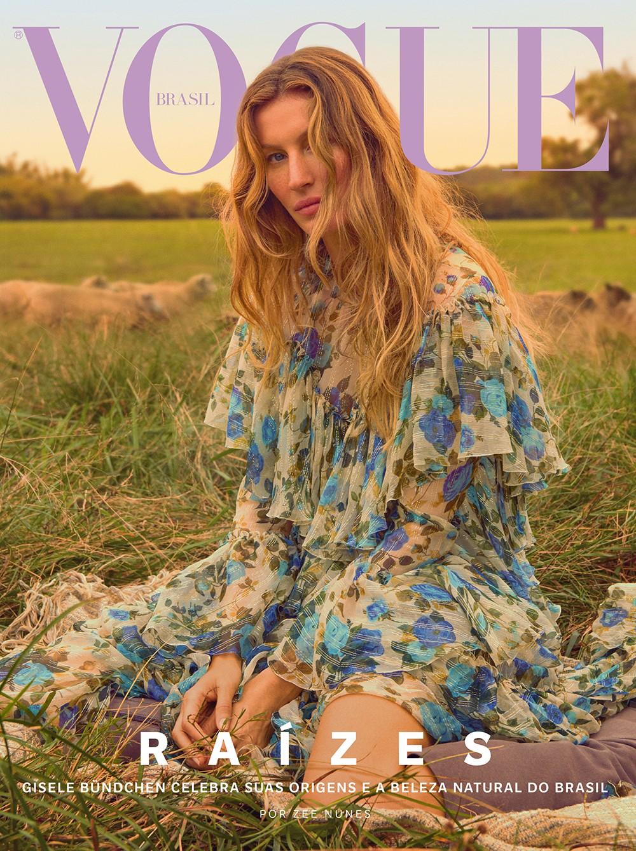 Vogue - Outubro 2018 (Foto: Arquivo Vogue)