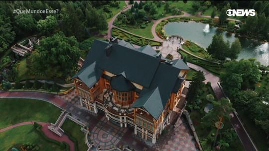 Na Ucrânia, mansão de ex-presidente tem tour pra mostrar ostentação bancada pela corrupção