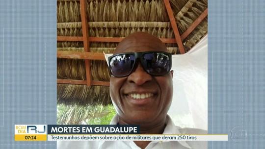 Militares depõem sobre ação que teve mais de 250 tiros em Guadalupe