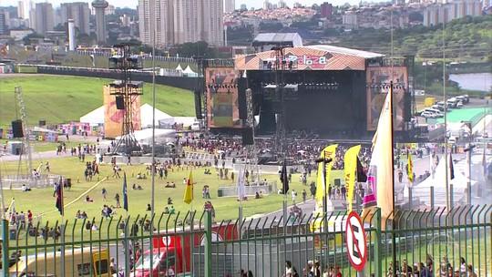 Metallica se apresenta no primeiro dia de Lollapalooza