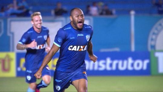 Os gols de Londrina 3 x 2 Coritiba pela Série B do Campeonato Brasileiro