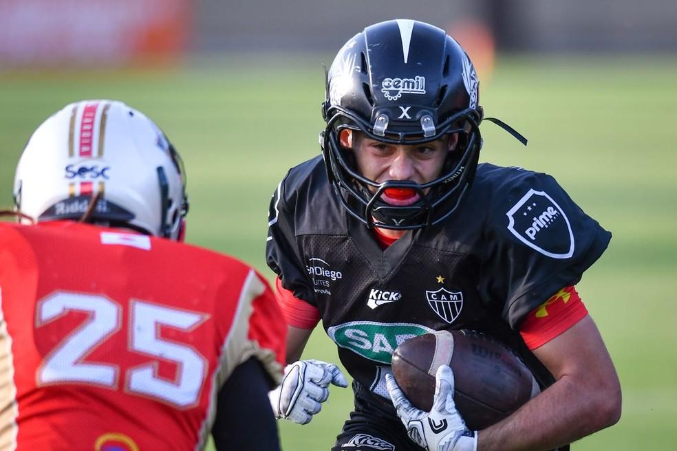 33e9752e89483 ... Galo recebe o Timbó Rex na primeira semifinal do Brasielirão de FA —  Foto  João