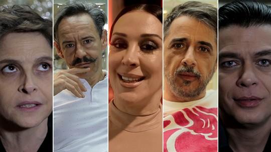 'A Fórmula': elenco comenta o que faria se pudesse rejuvenescer 30 anos